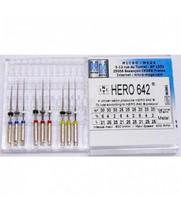 LIMAS HERO .02 25mm. N.45 6u.
