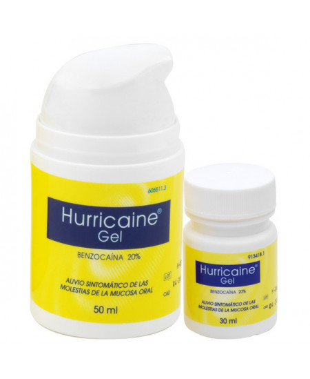 HURRICAINE GEL 30ML