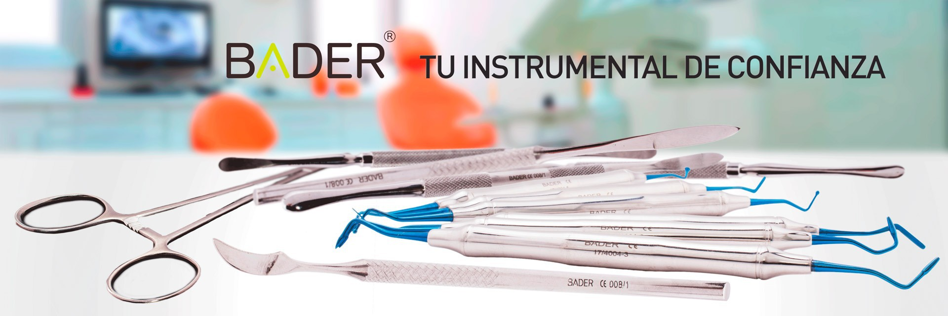 Deposito Dental Top Quality Dent - Distribuidor materiales dentales BADER